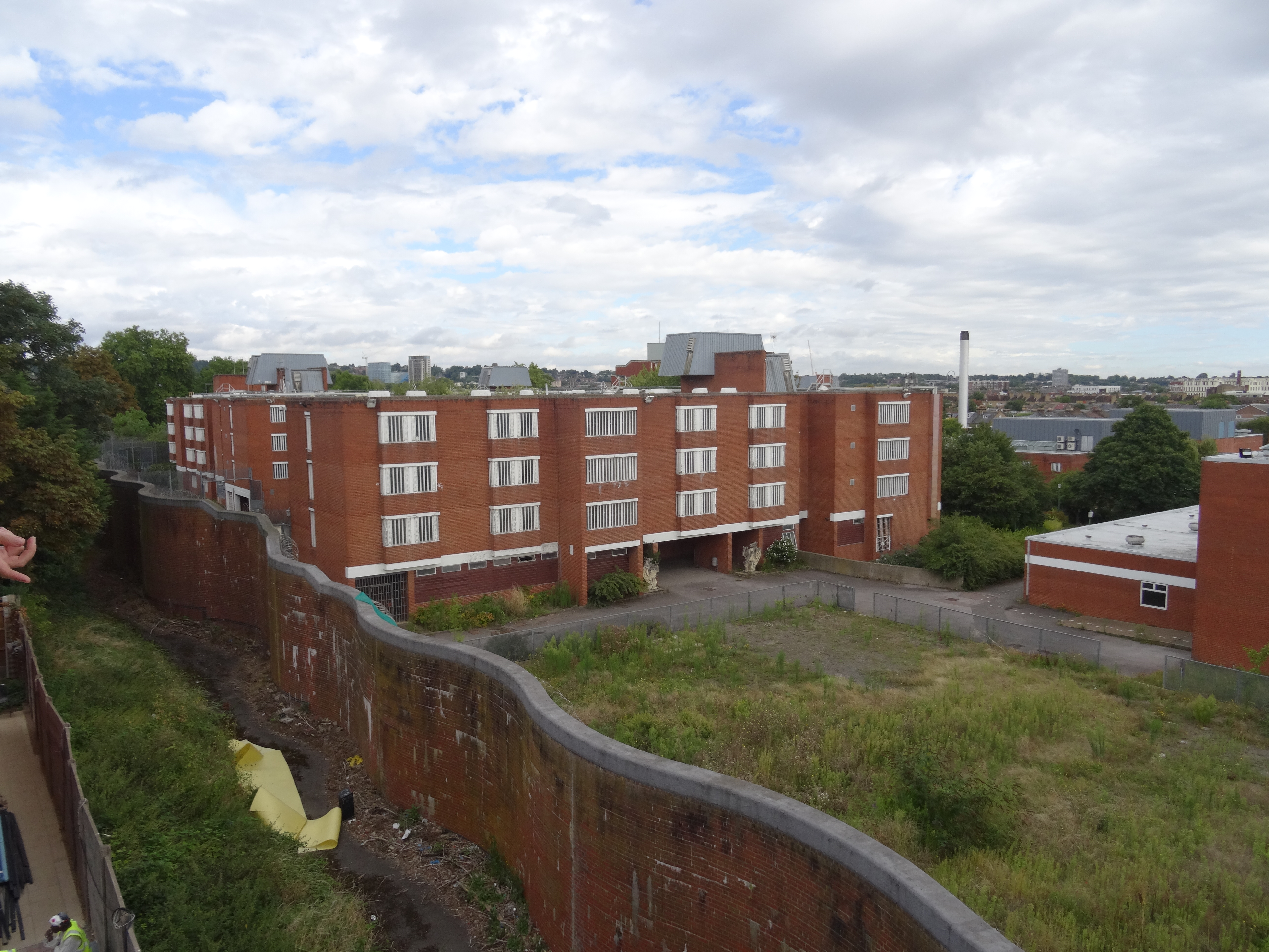 Holloway Prison, summer 2017